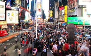 Inglese a new york