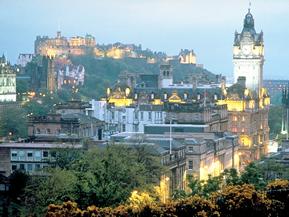 Sprachschulen Edinburgh