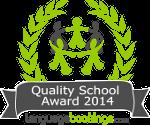 Quality school award logo